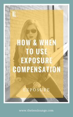 Great photography tips on how and when to use exposure compensation. Part 3 of our information packed photography tutorial series on exposure. If you're not comfortable shooting in manual mode, exposure compensation is perfect for you. It gives you greater creative control over the exposure of your image. Click to learn! #exposurecompensation #exposure #photography #phototips