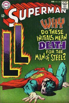 Superman Cover art: The incredible Neal Adams! First Superman, Superman Comic, Batman, Vintage Book Covers, Comic Book Covers, Comic Book Artists, Comic Books, Writing Comics, Adventures Of Superman