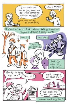 LOOK: This Mini-Comic BRILLIANTLY Explores Society's Obsession With Labels