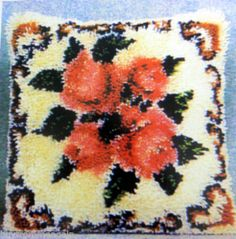 72 Best Latch Hook Images Latch Hook Rug Kits Rug