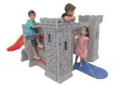 Castelo Medieval Playground - Xalingo