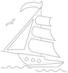 ru / Foto # 1 - Ideas y plantillas - Vladikana Kindergarten Drawing, Kindergarten Coloring Pages, Kindergarten Math Worksheets, Tracing Worksheets, Worksheets For Kids, Preschool Writing, Preschool Activities, String Art Patterns, Paper Embroidery