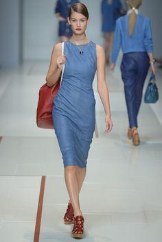 Trussardi RTW Spring 2015 - Milan Fashion Week