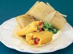 Corn tamales with avocado-tomatillo salsa - Healthy Recipes - Mayo Clinic