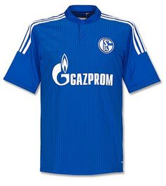 6b78b6a08 Schalke 04 Home 2014-15 season Blue Soccer Jersey Shirt  PF1508211252   Cheap Football