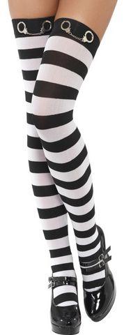 The Violet Vixen - Hand-Cuffed Knee-Highs, $7.99 (http://thevioletvixen.com/accessories/hand-cuffed-knee-highs/)