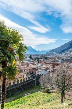 Tessin Sehenswürdigkeiten Bellinzona Burgen Lugano, Reisen In Europa, Homeland, Beautiful Landscapes, Switzerland, Camper, Dolores Park, World, City