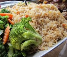 Spirit of Aloha Rice Recipe - Disney Recipes