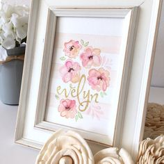 Hey, I found this really awesome Etsy listing at https://www.etsy.com/listing/230997563/flowers-and-stripes-shabby-chic-garden