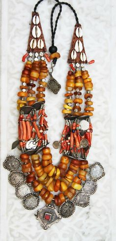 Maroco Necklace