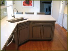 Best Corner Kitchen Sink Cabinet Designs Ikea Kitchen Design 400 x 300