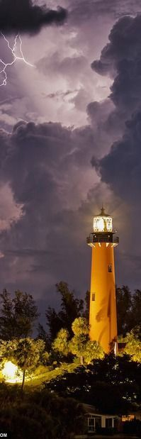 """Jupiter Coast, Florida - Lighthouses """"Far away in the sunshine are my highest aspirations. I may not reach them, but I can look up and see their beauty, believe in them, and try to follow where they lead.""""----Louisa May Alcott http://www.judithdcollins.com/"""