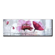 Peinture sur toile 50x150cm - Pava - Toiles décoratives-Affiches et déco murale-Salon et salle à manger-Par pièce - Décoration intérieur - Alinea