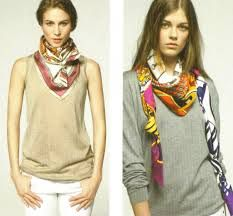 silk scarf - Google Search