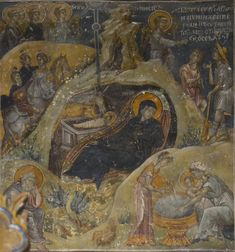 Byzantine Art, Fresco, Pictures, Painting, Cyprus, Christ, Jesus Christ, Icons, Life