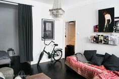 Studio apartment in helsinki