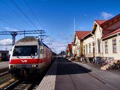 Oulu Hauptbahnhof