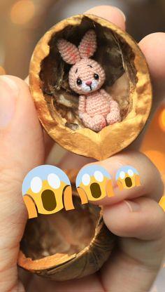 Crochet bunny pattern amigurumi by NansyOops – The Best Ideas Doll Patterns Free, Crochet Patterns Amigurumi, Amigurumi Doll, Crochet Dolls, Free Pattern, Crochet Bunny Pattern, Crochet Rabbit, Free Crochet, Knit Crochet
