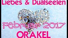 Liebes- & Dualseelen ORAKEL Februar .2017 | Seelen-Medium Claudia Saviera