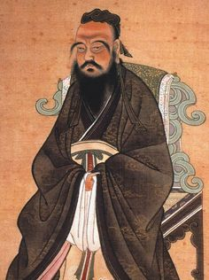 In early November 2015, Chinese archaeologists unearthed a portrait of Confucius from a tomb that is at least 2,000 years old. Ironically, it was found in the recently discovered tomb of an ancient Chinese emperor named Liu He. (Liu He was dethroned after just 27 days for loose morals and bad performance) If the painting does depict the ancient philosopher and founder of Confucianism, it is the oldest known portrait of Confucius.