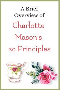The 20 Principles of Charlotte Mason explained simply. Learn why this is such a beautiful method of education. homeschool charlottemason everydaygraces via 178244097740602874 Charlotte Mason Curriculum, Simply Learning, Homeschool Curriculum, Homeschooling Statistics, Catholic Homeschooling, Online Homeschooling, Homeschool Kindergarten, Home Schooling, Blog
