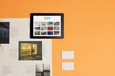 ROM Gallery by Snøhetta Design, via Behance