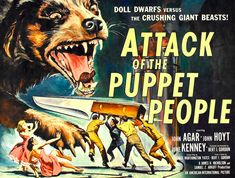 Image result for 1950s b movie monsters