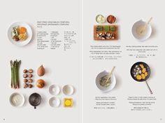 【版式設計】日本的創意食譜書排版設計 - 壹讀