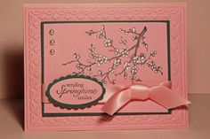 Easter Blossoms by Rostergold - Cards and Paper Crafts at Splitcoaststampers