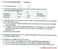 Arbeitsblätter und Übungsaufgaben Mathe Klasse 5 | KIDS - GYMNASIUM ...