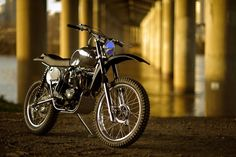 Atom Bomb Triumph RVA Overland ~ Return of the Cafe Racers