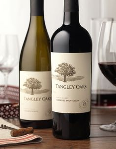 CF Napa Brand Design - Tangley Oaks - CF Napa