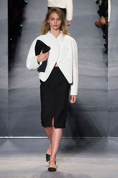 New York Fashion Week Fall 2013 Runway Looks - Best Fall 2013 Runway Fashion - Harper's BAZAAR