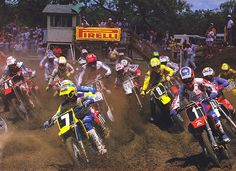 1987 Fred Andrews (44), George Holland (7), Jeff Leisk (19), Erik Kehoe (8) and Micky Dymond (1) | Flickr - Photo Sharing!
