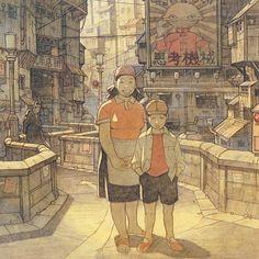 Art by (田中達之)Tatsuyuki Tanaka
