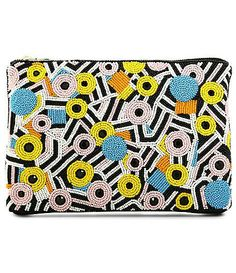 I'm shaking I love this so much.  Pick 'n' Mix beaded pouch