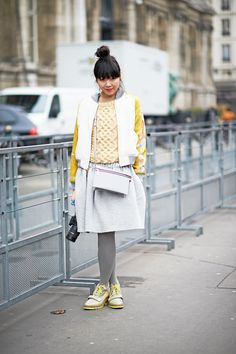 C'est Chic: Paris Fashion Week Street Style