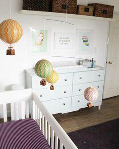 Faye's Sweet+Sophisticated Nursery