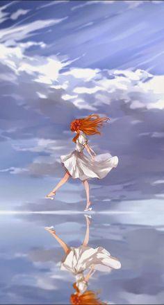 grafika anime, art, and beautiful