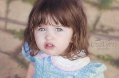 Love this photo of her. #lisalynnphotos She is just a doll. Love my baby girl