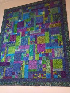 Turning Twenty quilt pattern.