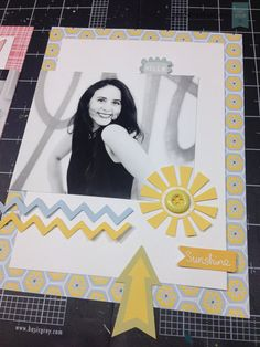 Paula Pascual: Quick Layouts using Craft Asylum products