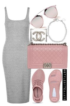 """Untitled #2212"" by stylebyteajaye ❤ liked on Polyvore featuring Christian Dior, Chanel, Topshop, Tiffany & Co., women's clothing, women, female, woman, misses and juniors"