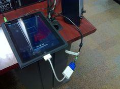 Integrating iPads in Classroom