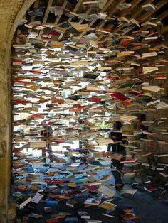 it's raining books! | by overthemoon