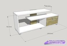 Table Decor Living Room, Wood Furniture Living Room, Bedroom Furniture Design, Diy Pallet Furniture, Recycled Furniture, Handmade Furniture, Living Room Tv Unit Designs, Wall Unit Designs, Tv Stand Designs