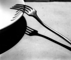 Fork, 1928 by Andre Kertesz