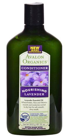 Avalon Organics Botanicals Conditioner Lavender 11 Fl Oz