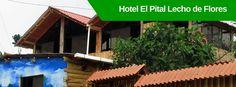 Hotel Pital Lecho de Flores, Chalatenango, El Salvador. Fotos, recomendaciones, datos de contacto, actividades y atractivos turísticos cercanos al hotel.