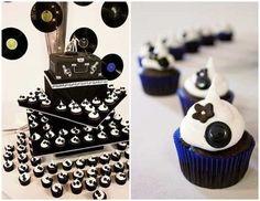 Gillar iden med många små under en tårta...